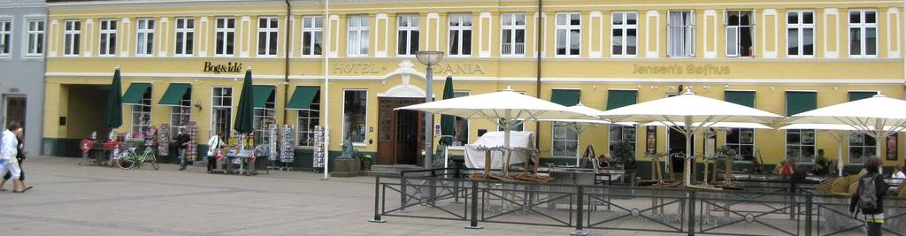 Hoteller Silkeborg
