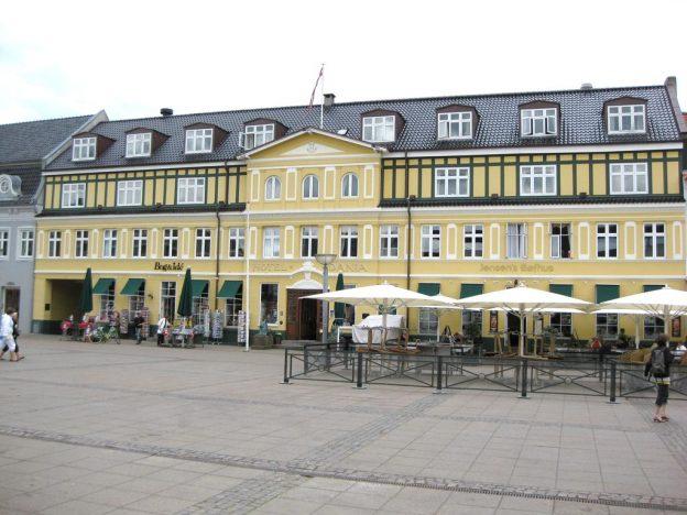 Hotel Dania Silkeborg | Hoteller Silkeborg