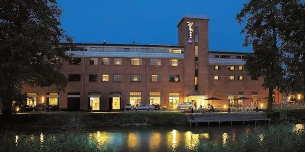Hotel Radisson Blue Hotel Papirfabrikken Silkeborg | Hoteller Silkeborg